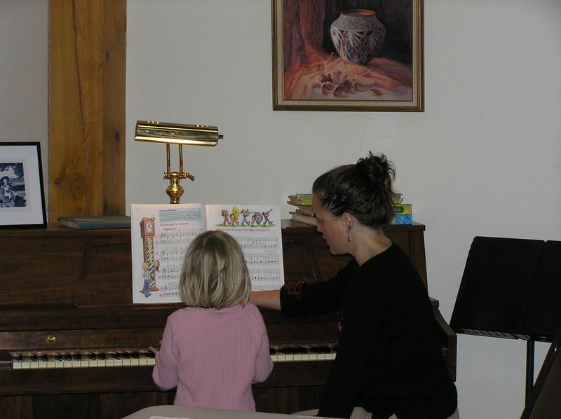 Piano Lessons Nov.2010